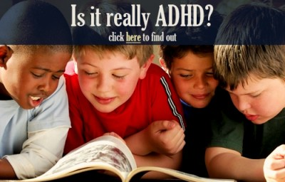 Visual Problems are Often Misdiagnosed as ADHD and Dyslexia